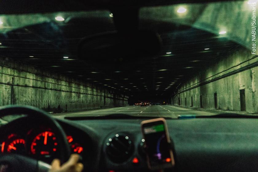 So leer könnte der Ostseetunnel aussehen