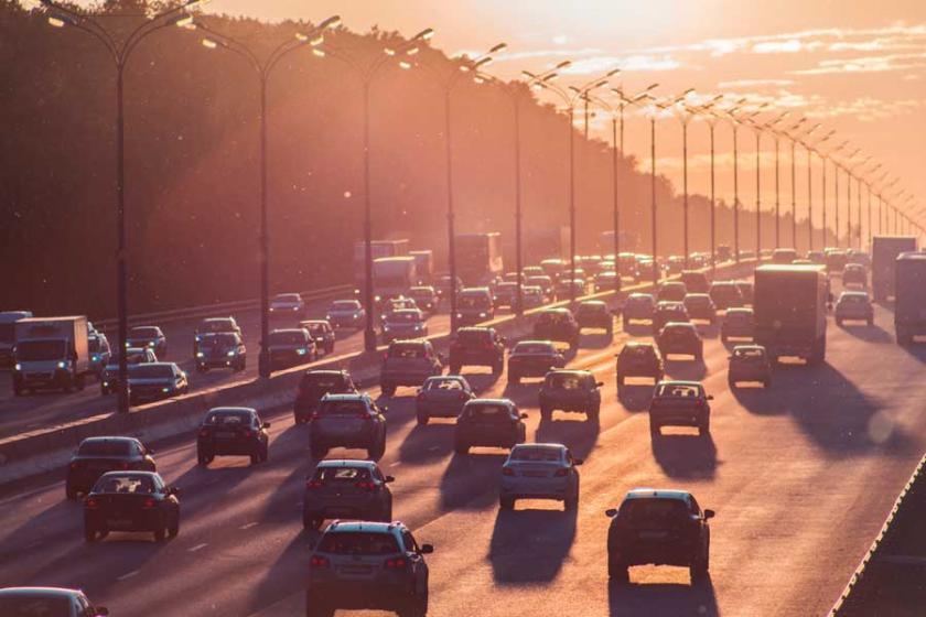 Mehr Straßen, mehr Verkehr - für den Klimaschutz braucht es dringend eine echte Mobilitätswende!