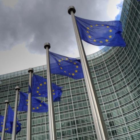 Das Berlaymont, Sitz der EU-Kommission in Brüssel