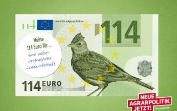 114 Euro für Naturschutz
